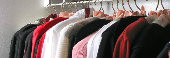 Organizar el armario para el otoño-invierno