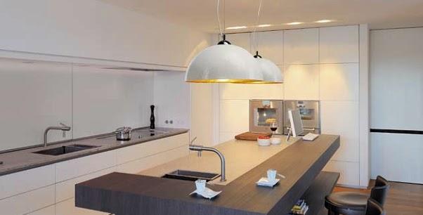 Inmeblock c mo iluminar una cocina - Lampara para cocina ...